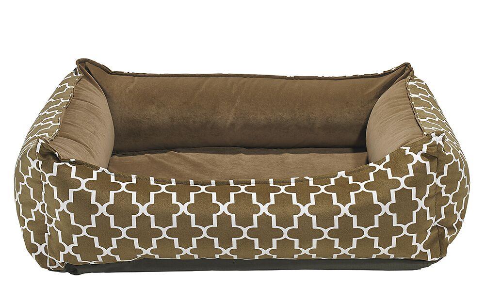 Oslo Ortho Dog Bed Color: Cedar, Size: Medium - 33