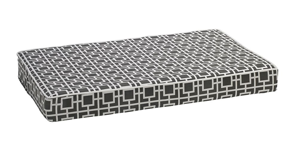 Isotonic Foam Mattress Color: Gray, Size: X-Large - 40