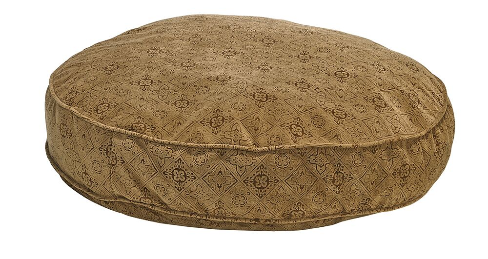Round Dog Bed Size: X-Large - 52