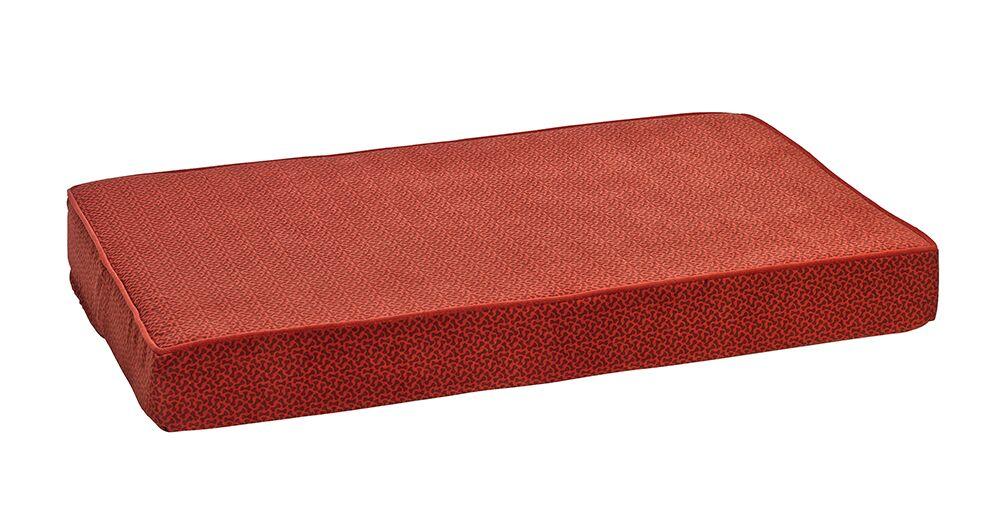 Isotonic Foam Mattress Color: Cherry, Size: Large - 36