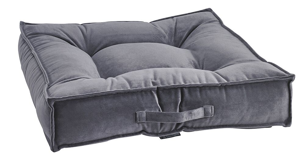 Piazza Bed Amethyst Pillow Size: 28