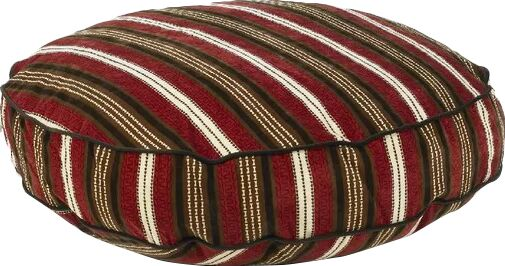 Super Soft Round Dog Pillow Size: Medium (36