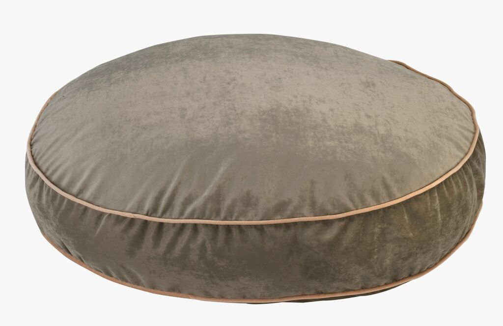 Super Soft Round Dog Pillow Size: X-Large (52