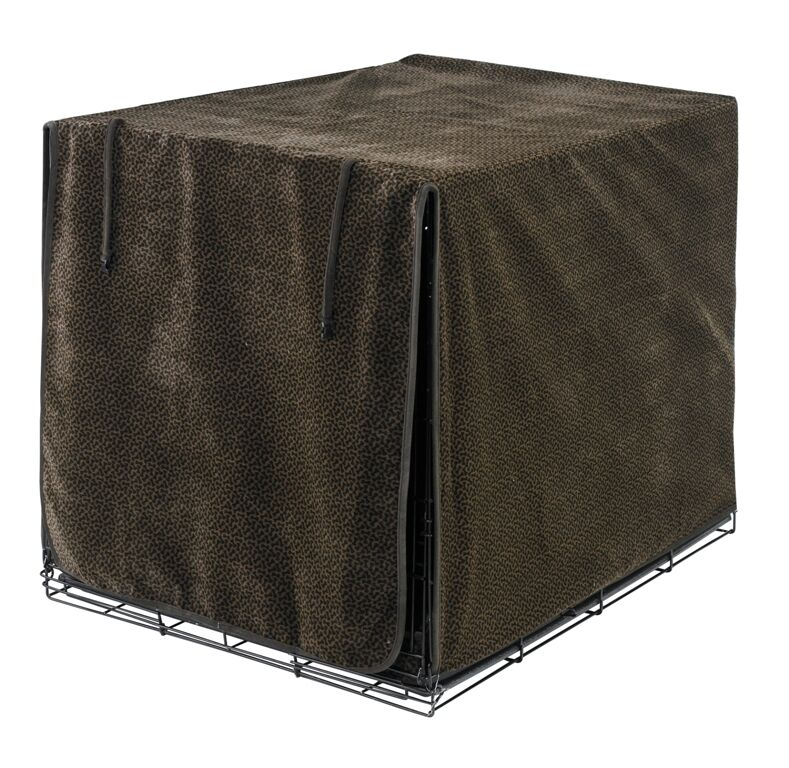 Luxury Dog Crate Cover Size: X-Large (30
