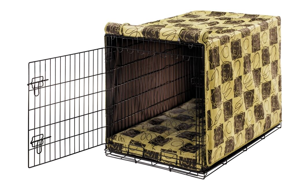 Luxury Dog Crate Cover Size: XX-Large (33