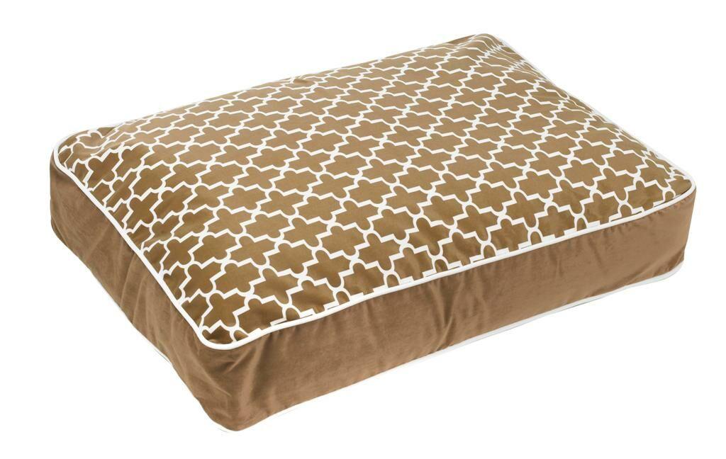 Super-Loft Rectangle Dog Pillow Size: X-Large (46
