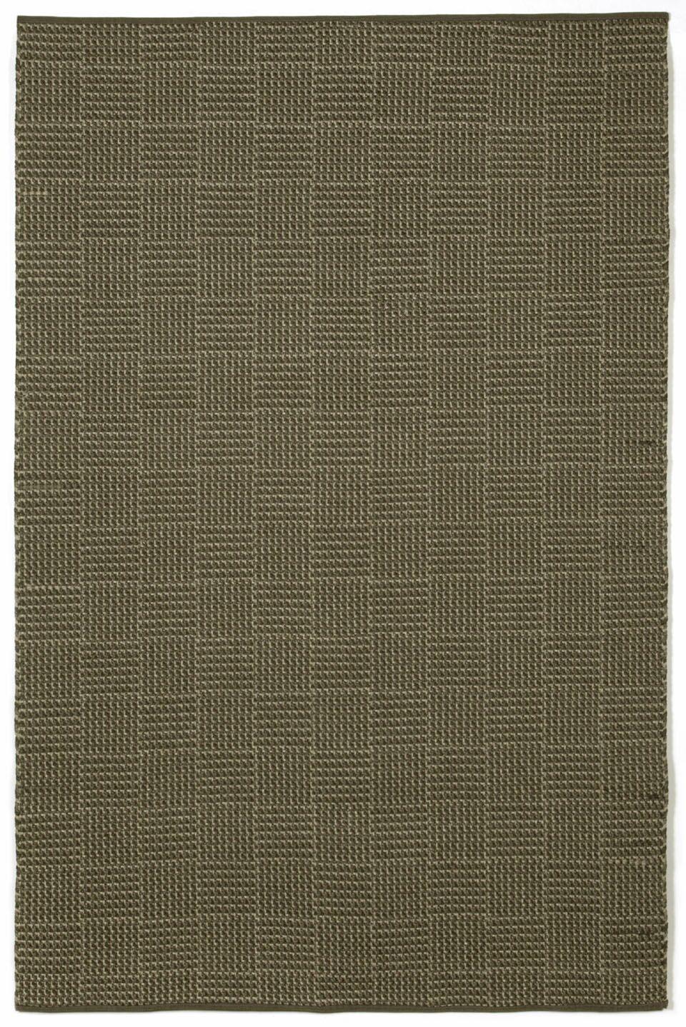 Chesapeake Charcoal Tweed Area Rug Rug Size: Rectangle 8'3
