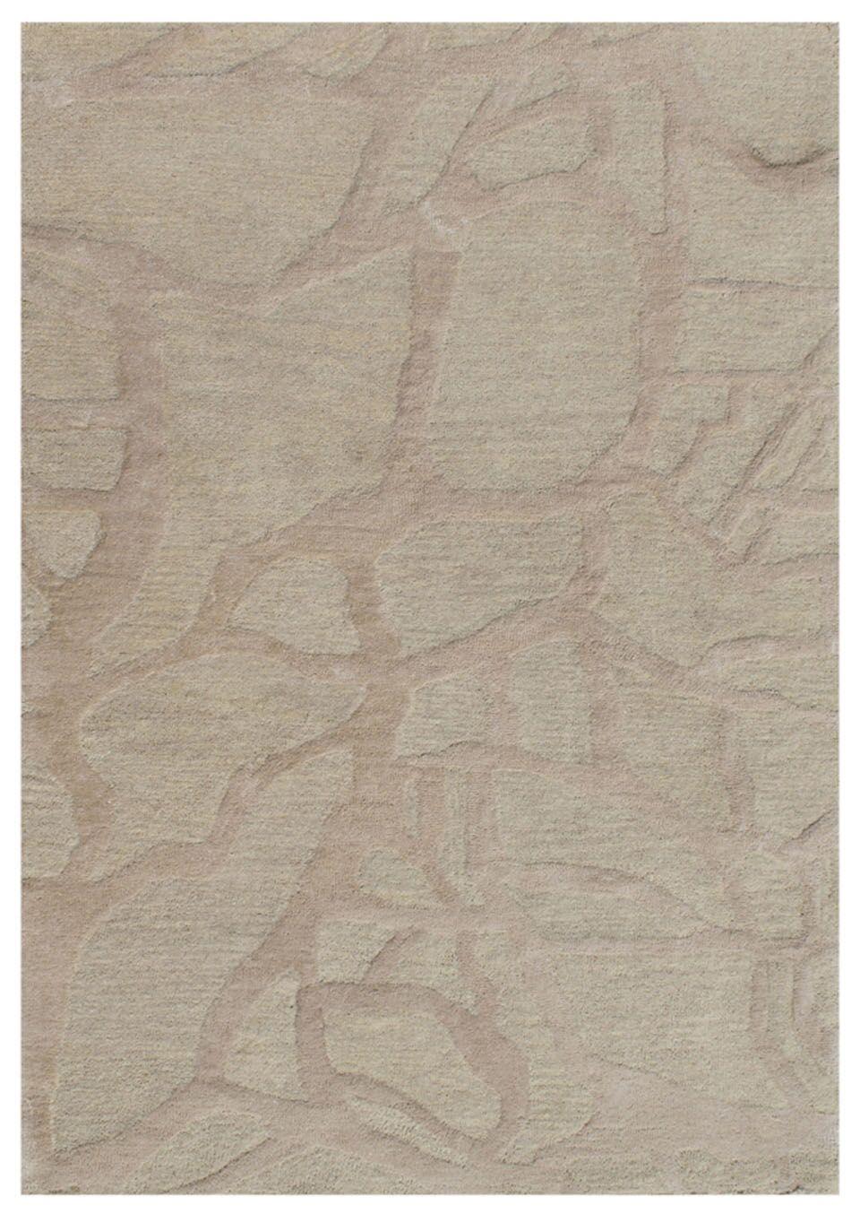 Gaydos Hand-Tufted Neutral Area Rug Rug Size: 5' x 8'