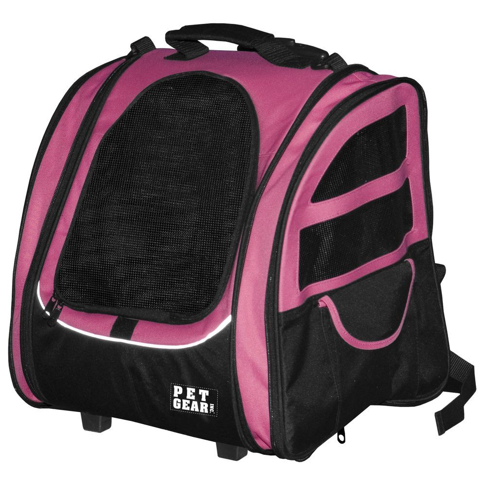 I-GO2 Traveler Pet Carrier Color: Pink