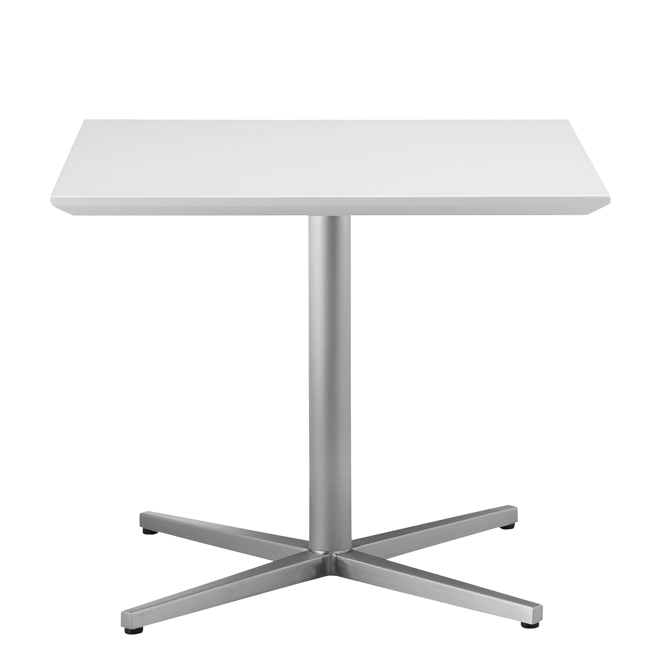 Glidden End Table Color: White