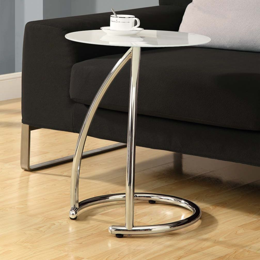 End Table Color: Frosted
