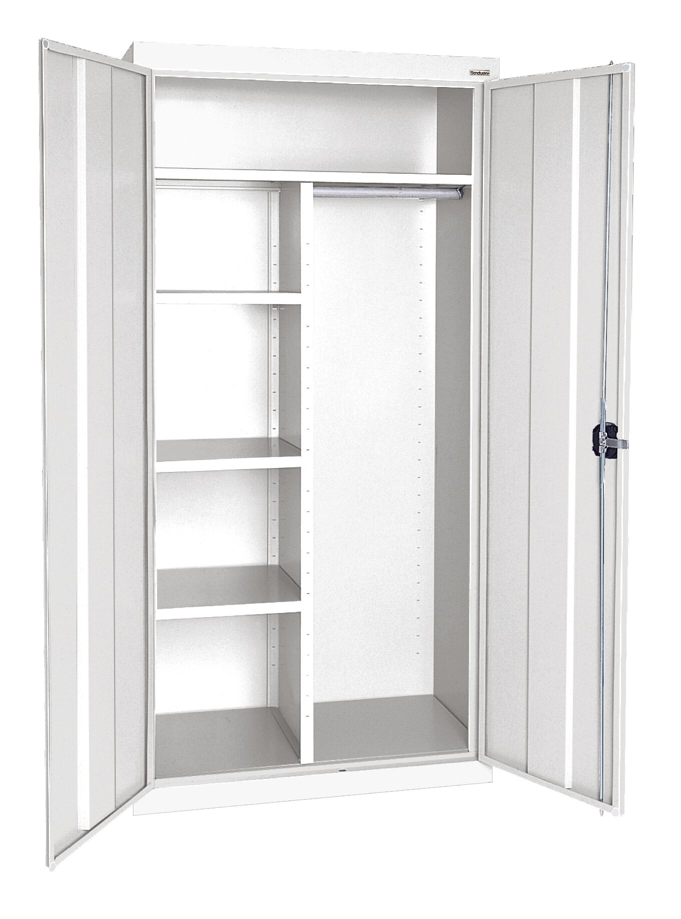 Elite Series Armoire Finish: White