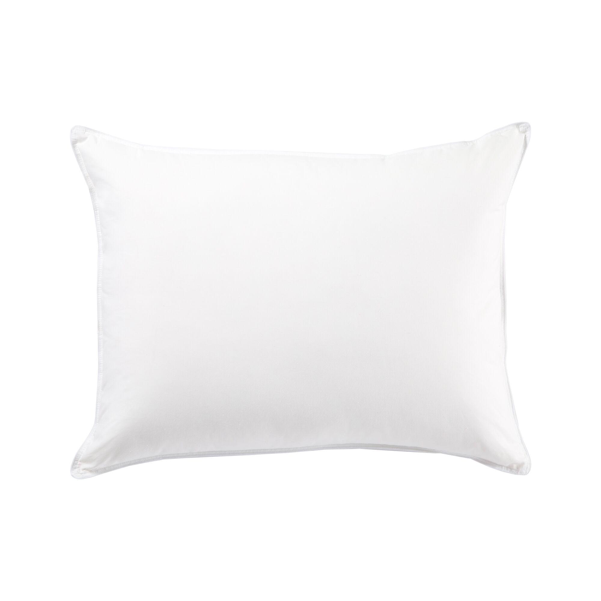 Soft Down Pillow Size: King