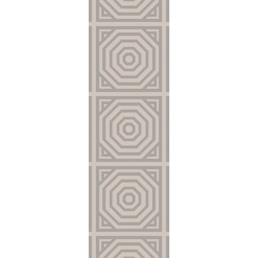 Hand Woven Cotton Gray Area Rug Rug Size: Runner 2'6