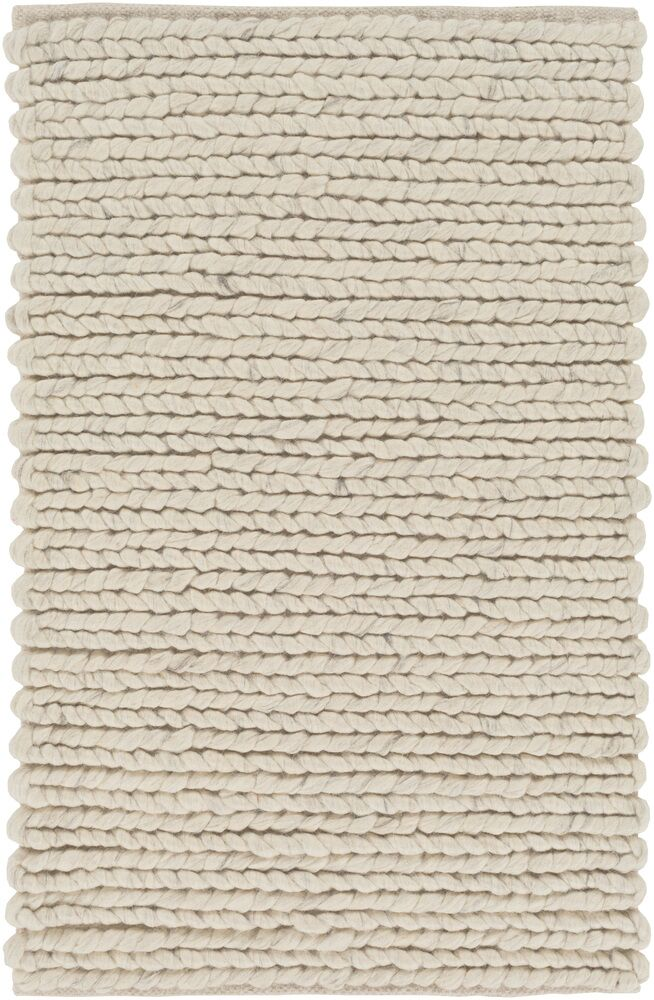 Hallein Rug in Stone Rug Size: Rectangle 2' x 3'