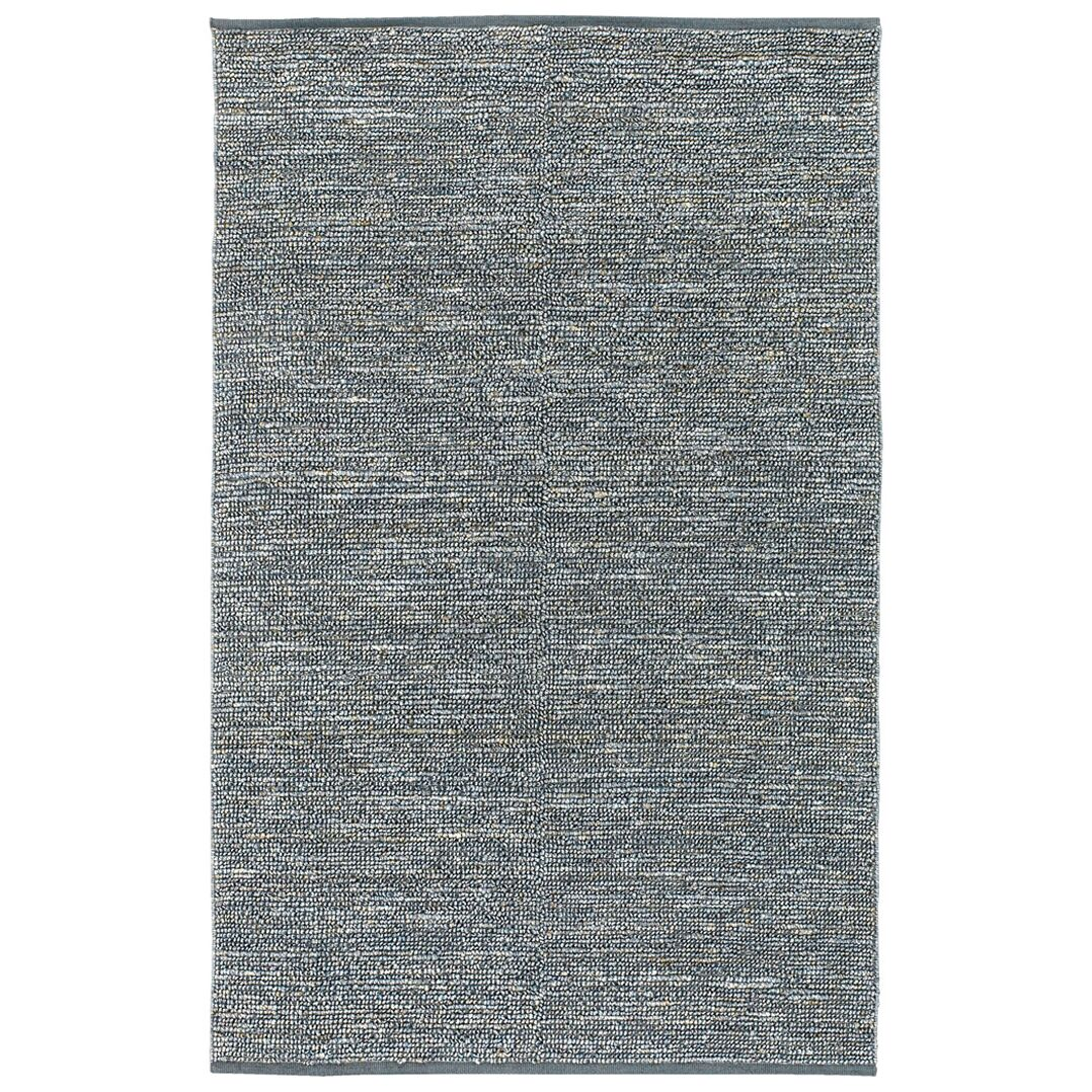 Hune Rug in Pale Blue Rug Size: Rectangle 8' x 11'