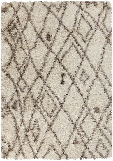 Sina Hand Woven Bone Area Rug Rug Size: Rectangle 2' x 3'