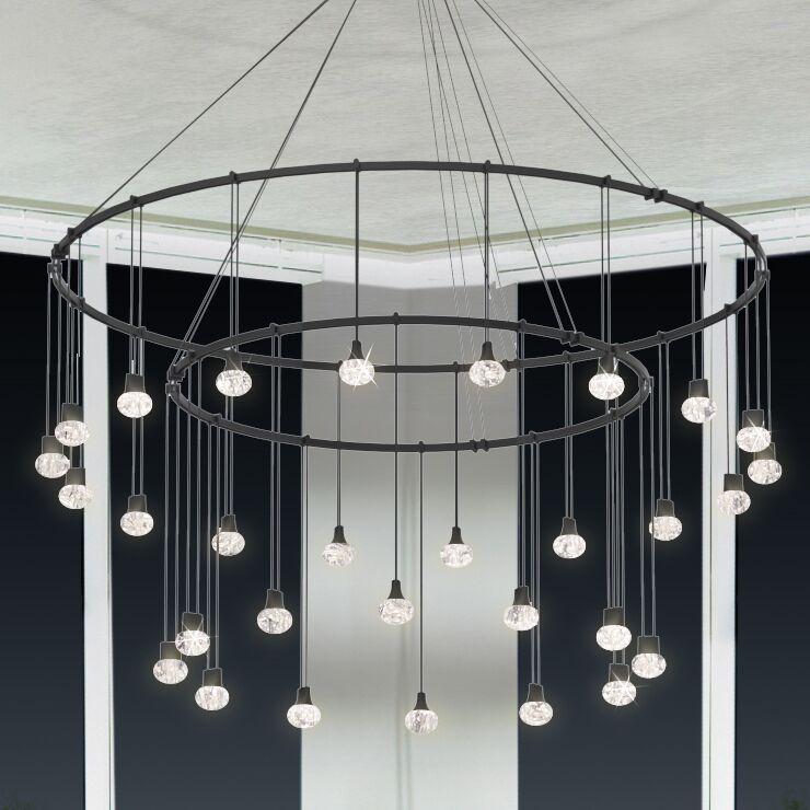 Suspenders� 30-Light Cluster Pendant