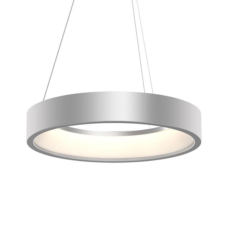 Tromme 1-Light  LED  Pendant Finish: Bright Satin Aluminum