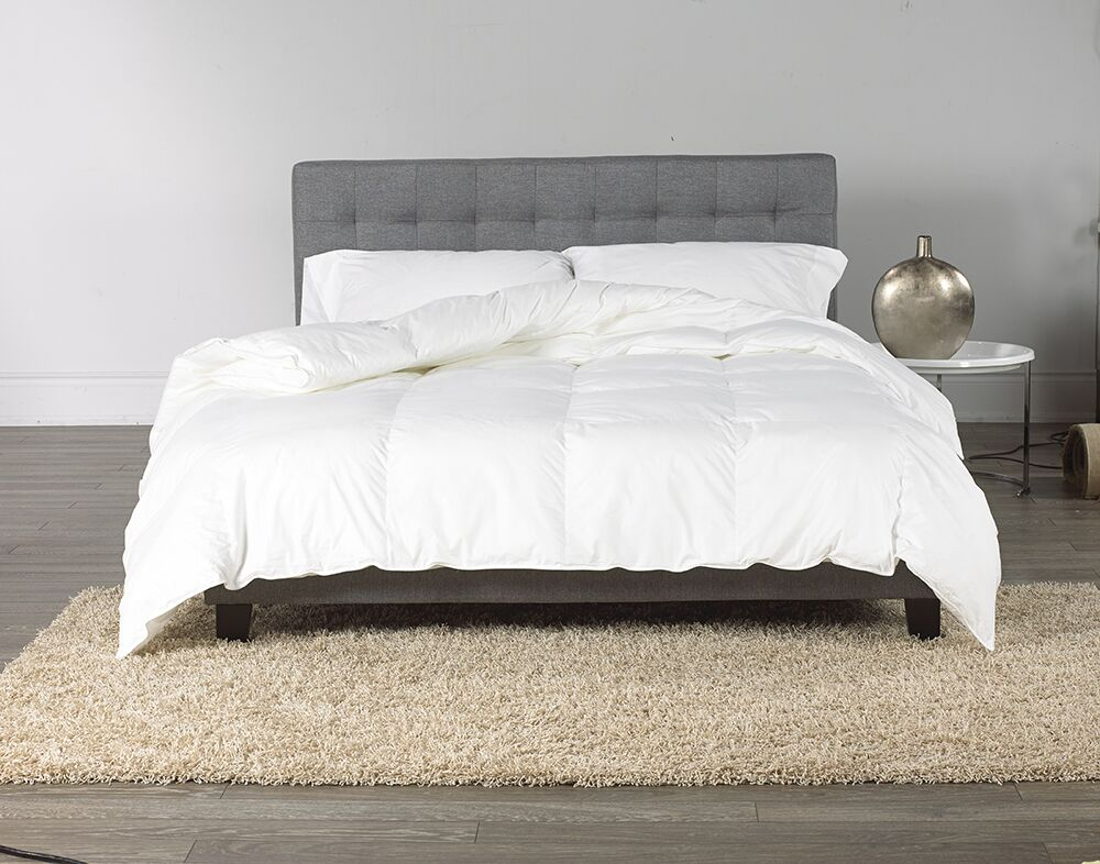 All Season Down Comforter Size: Double