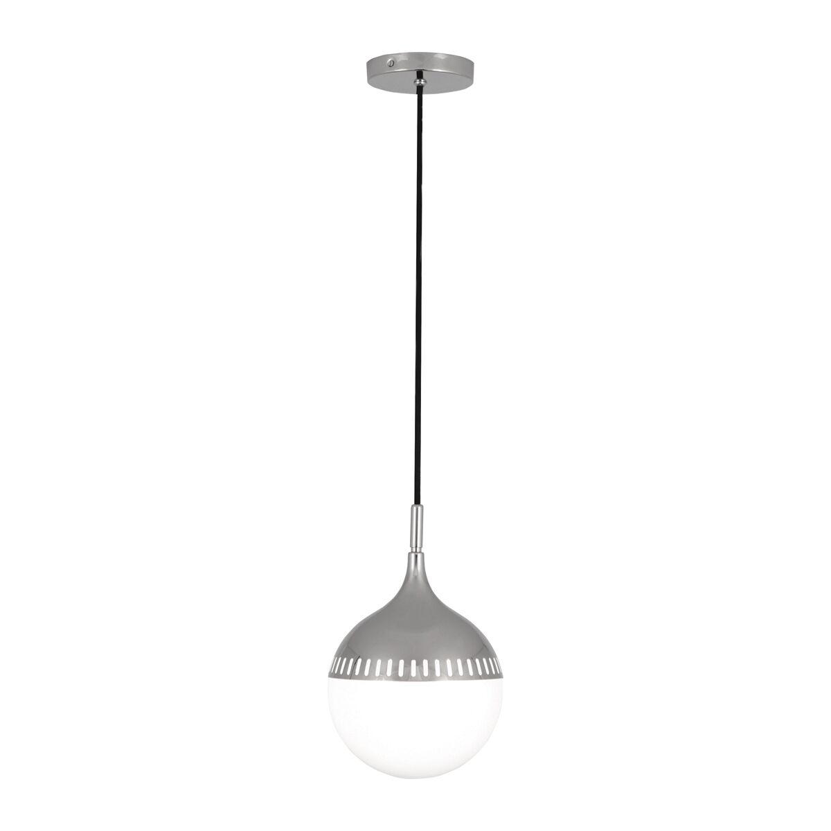 Jonathan Adler Rio 1-Light Pendant Size: 12