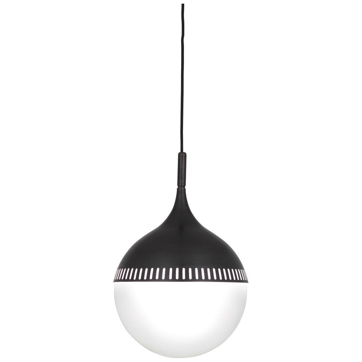 Jonathan Adler Rio 1-Light Pendant Size: 18.625