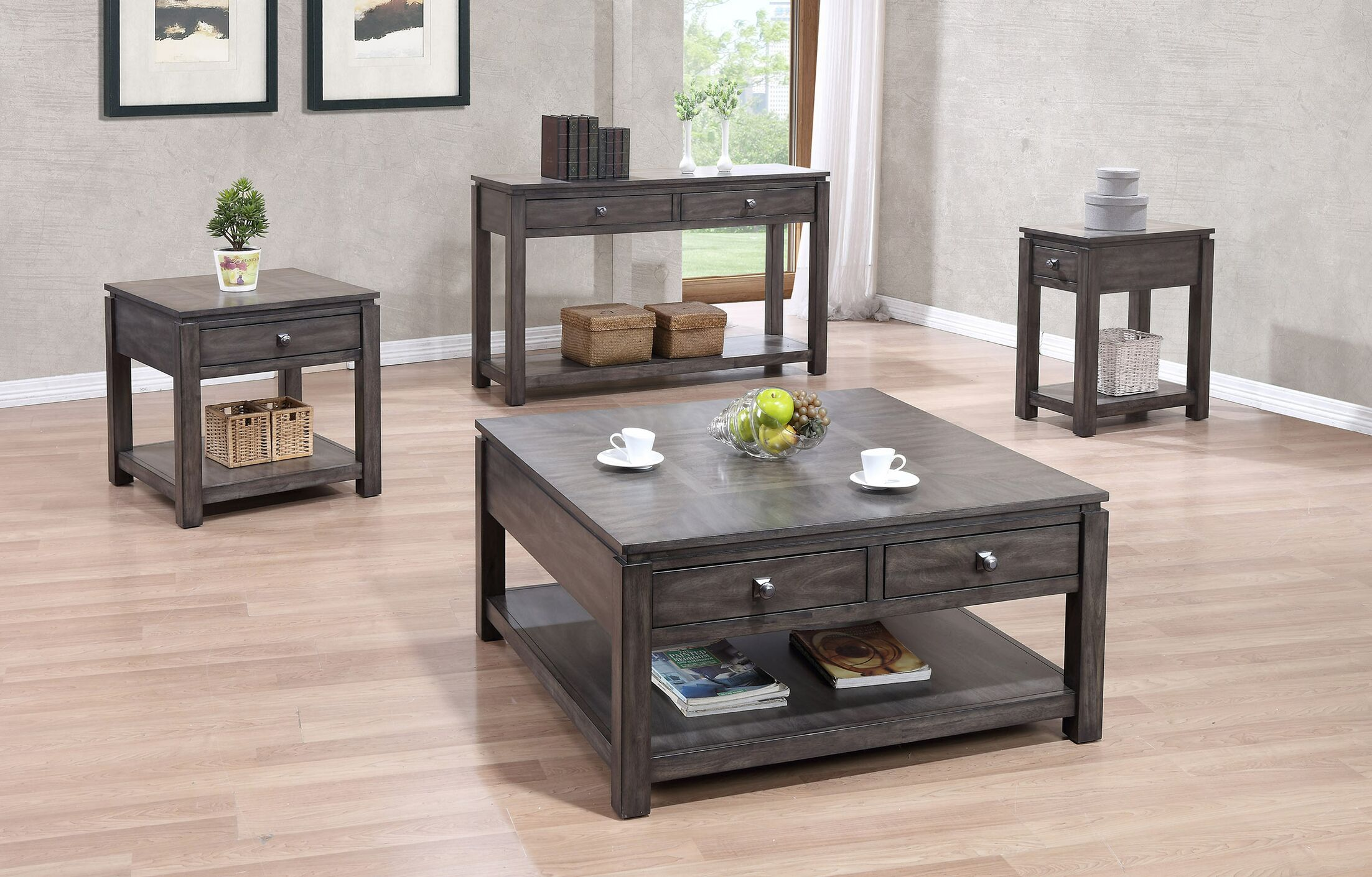 Climer End Table
