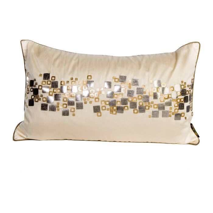 Bling Lumbar Pillow