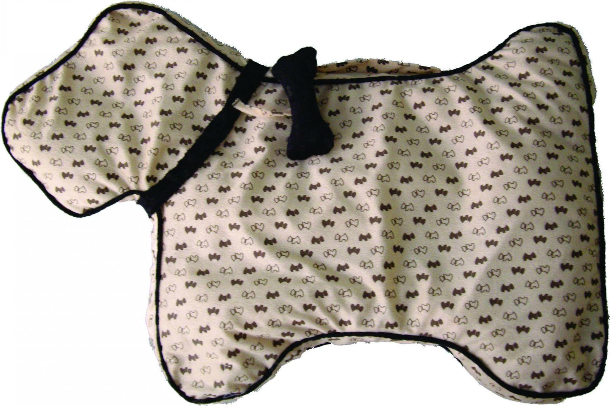 Dog-Shape Mat for Pet