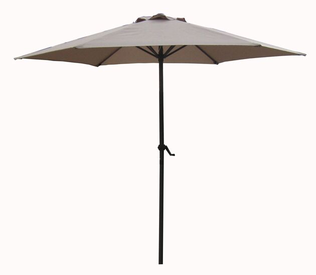 Bauer 7.5' Market Umbrella Color: Taupe