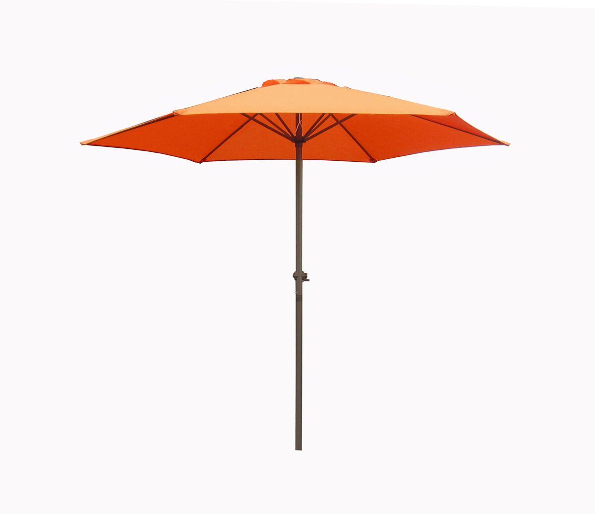 Bauer 7.5' Market Umbrella Color: Orange