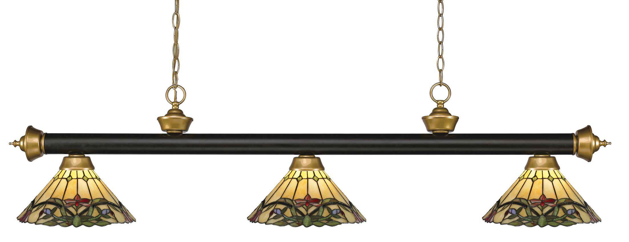 Billington 3-Light Pool Table Light