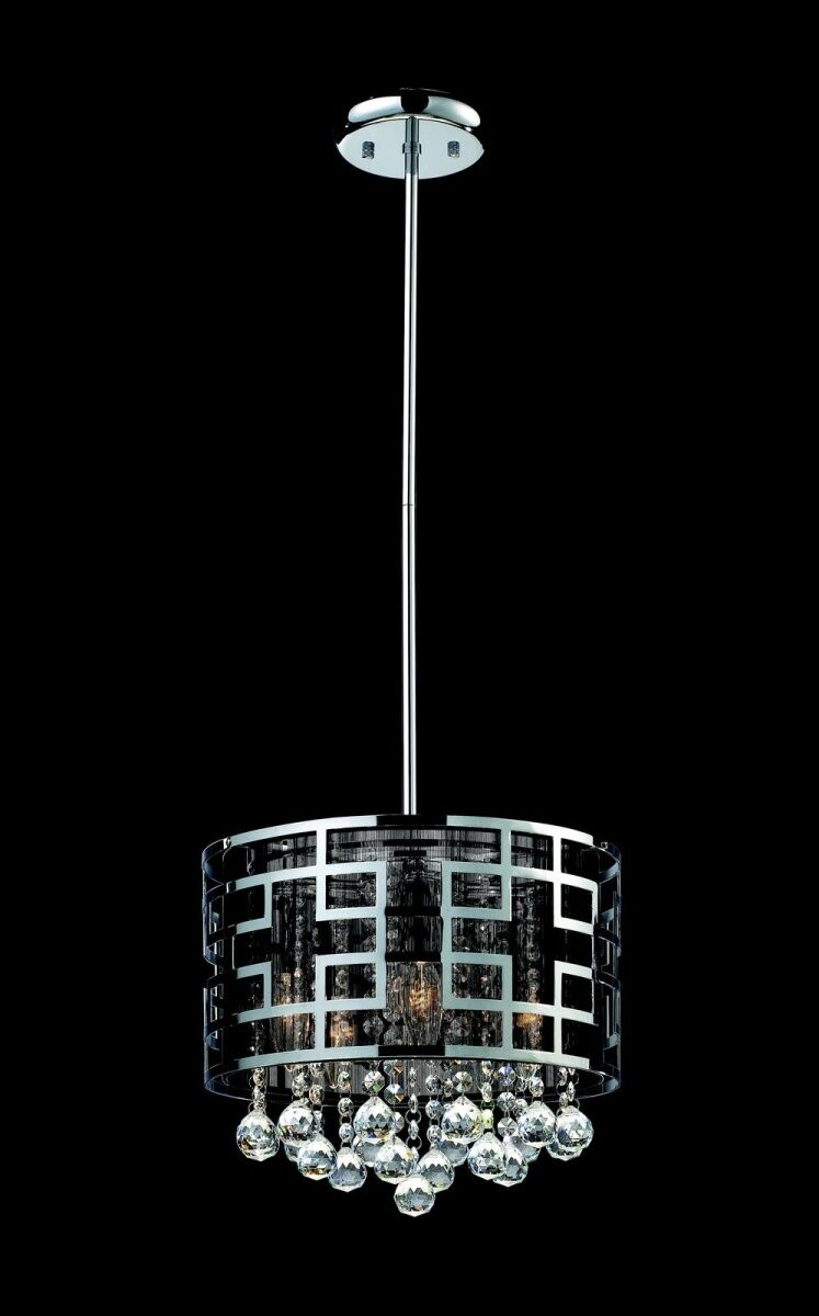 Leanora 6-Light Chandelier Size: 11.5