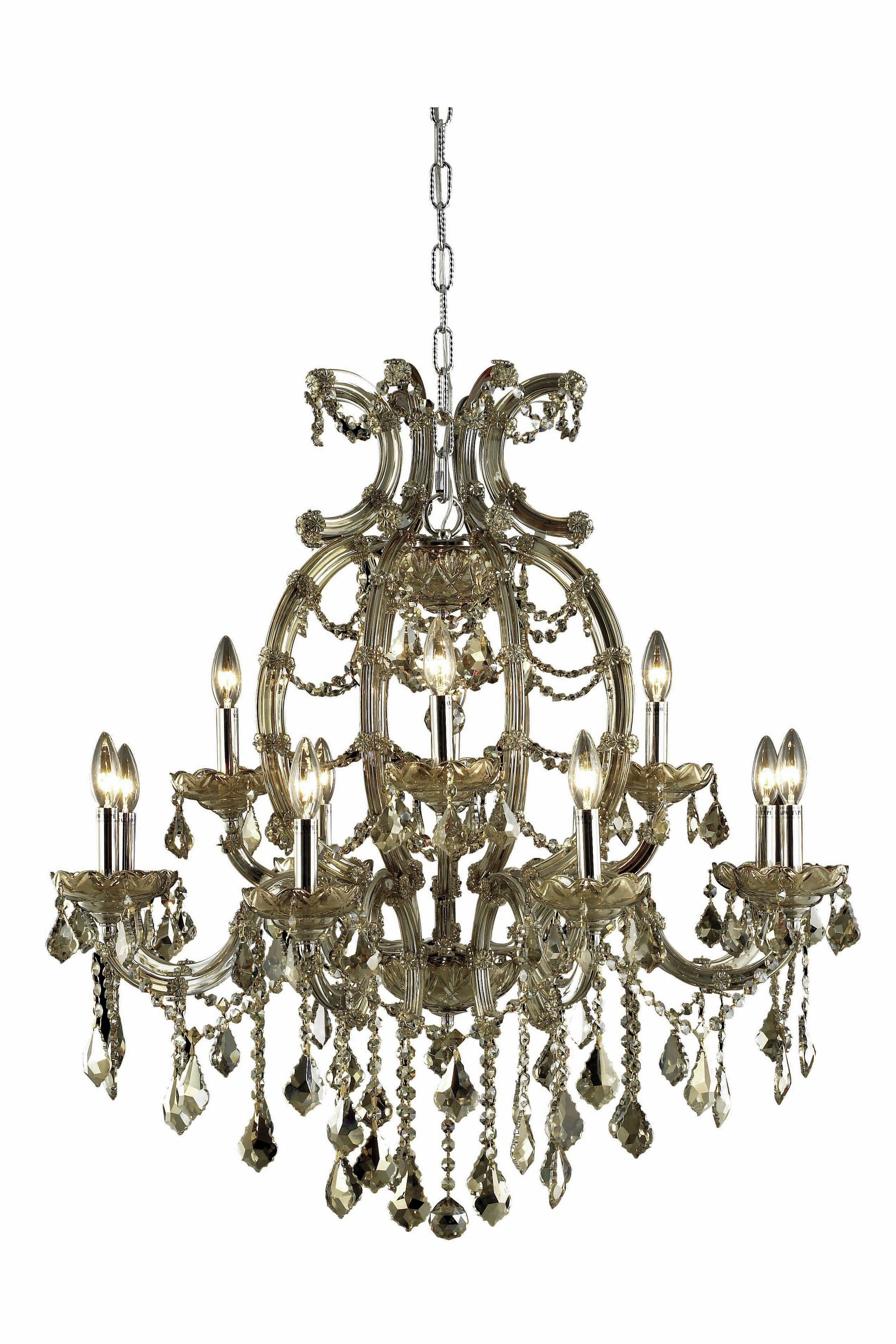 Regina 12-Light Candle Style Chandelier