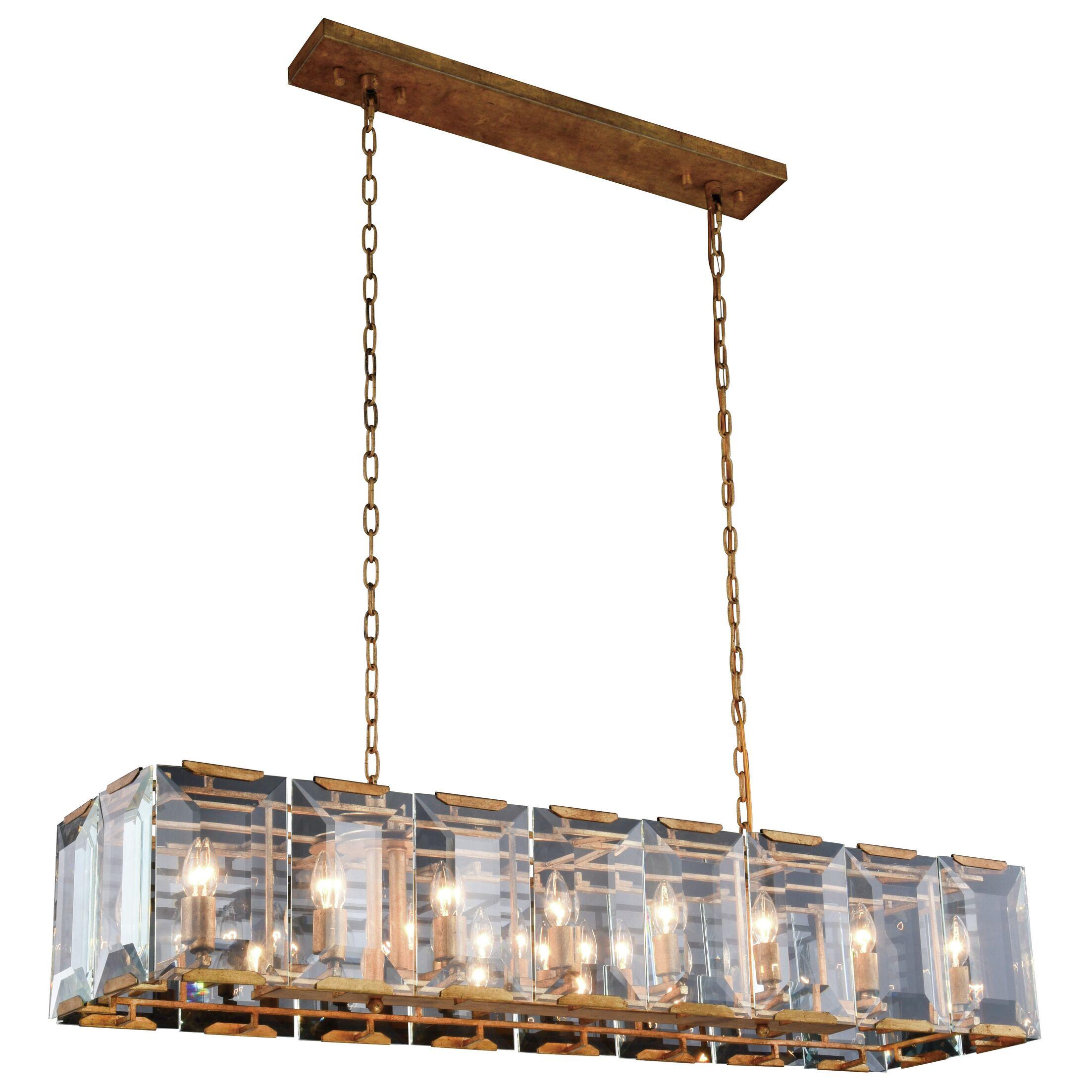 Tallman 16-Light Pendant