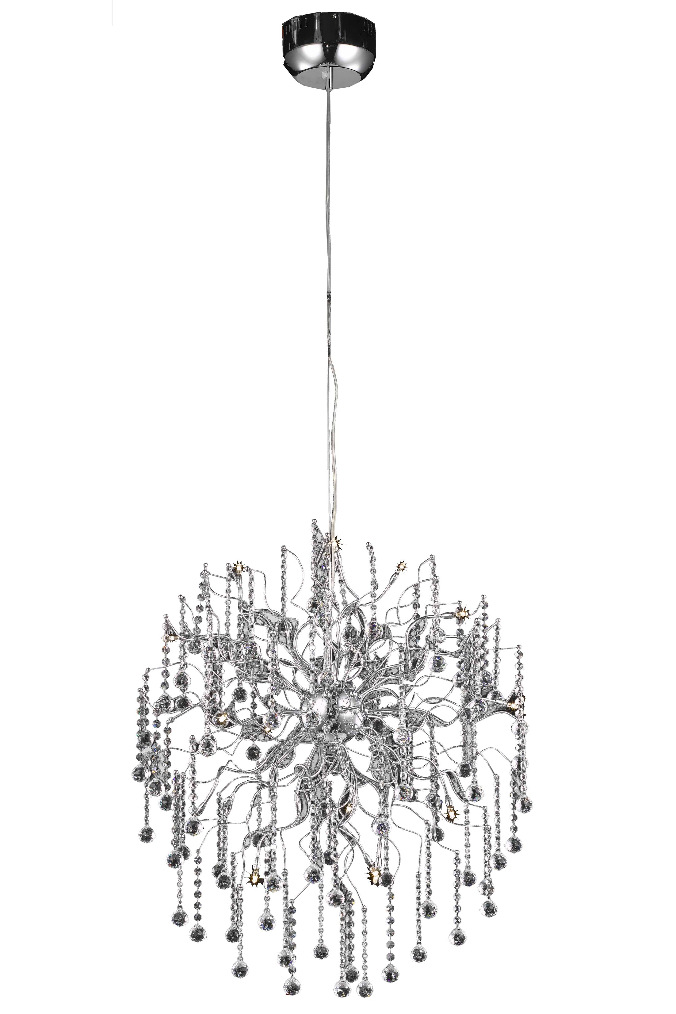 Verda 15-Light Sputnik Chandelier