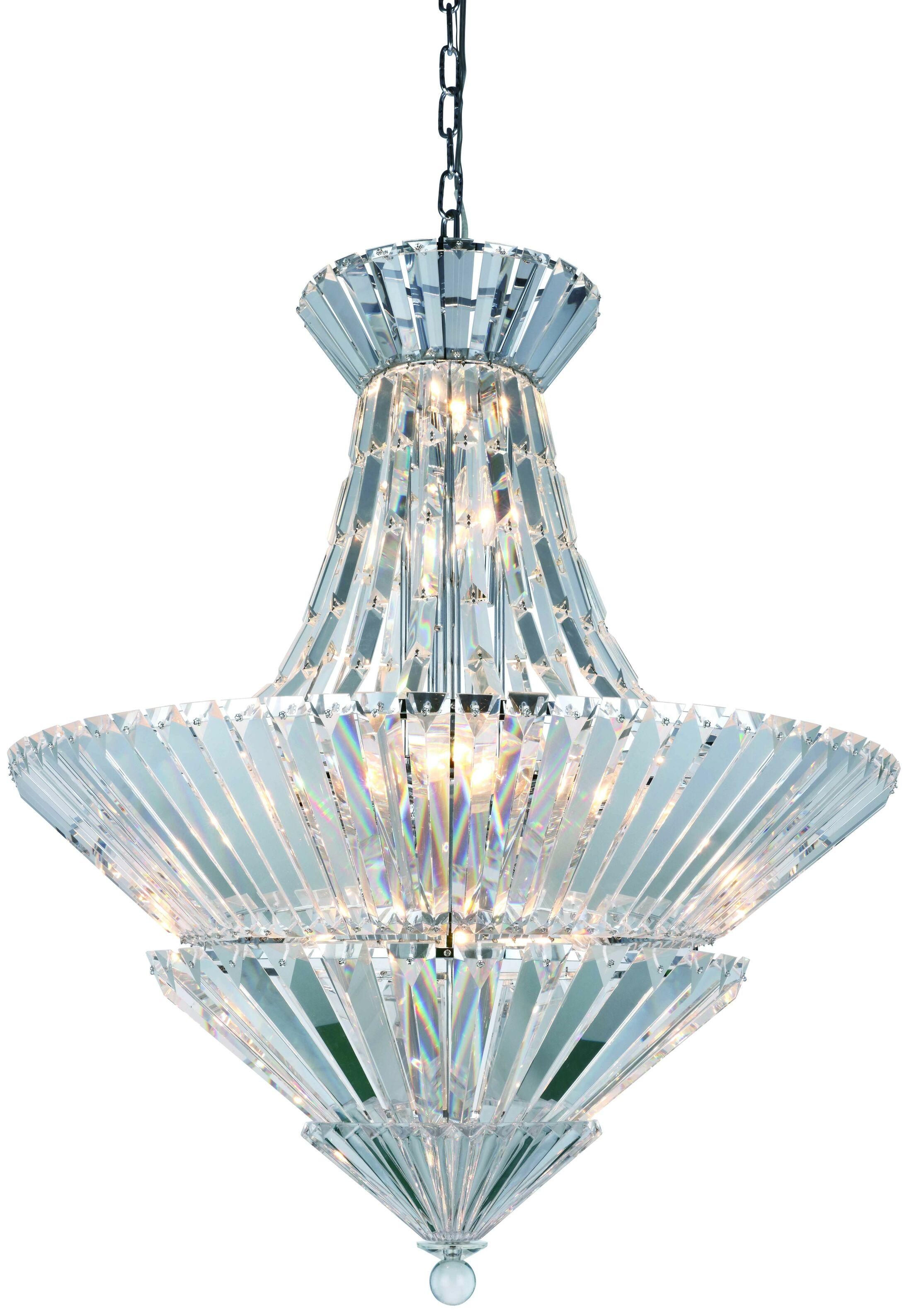 Albiero 20-Light Chandelier