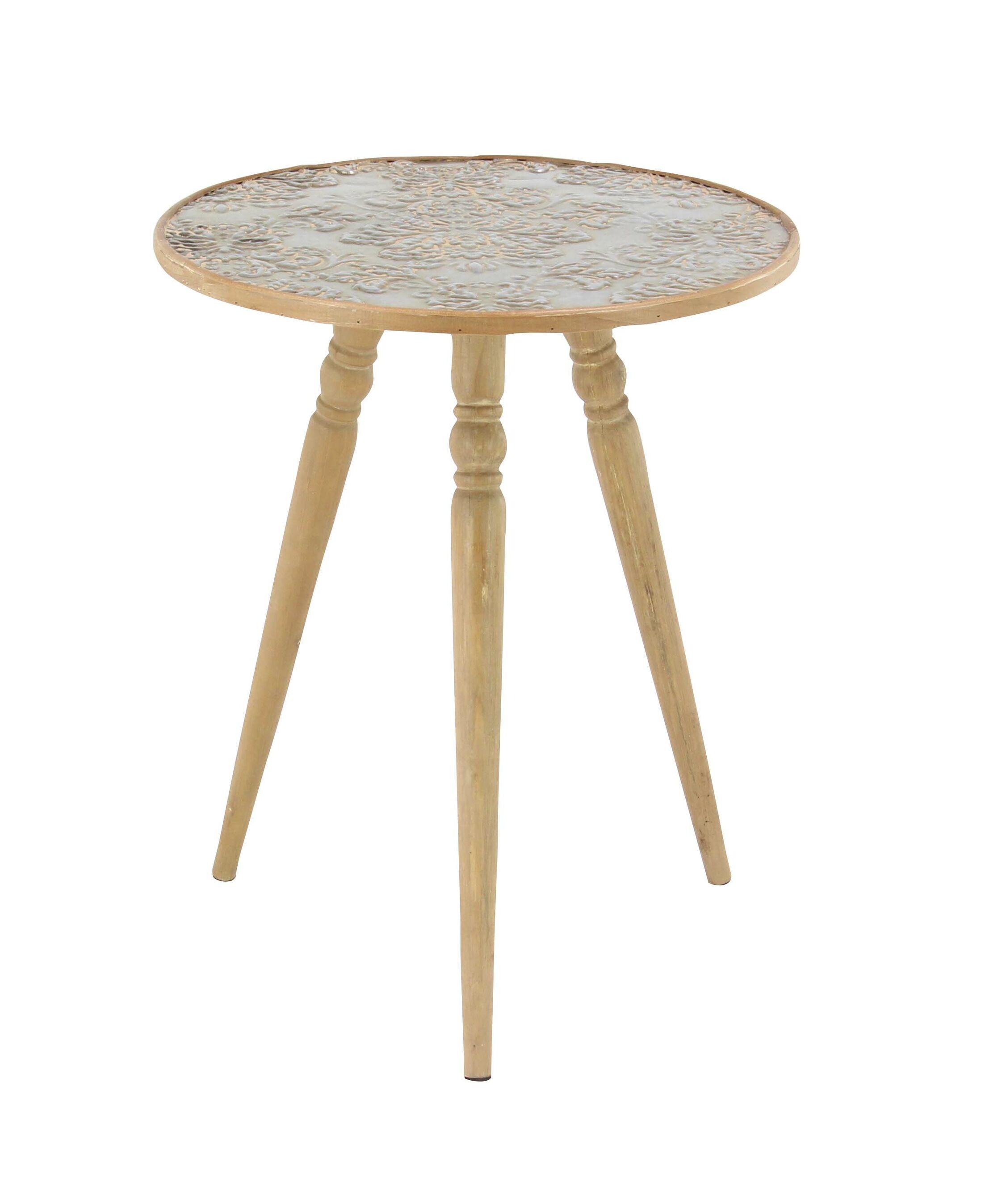 Hanagita Tripod End Table
