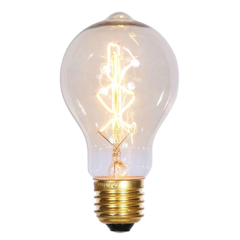 40W E26 Incandescent Edison Light Bulb