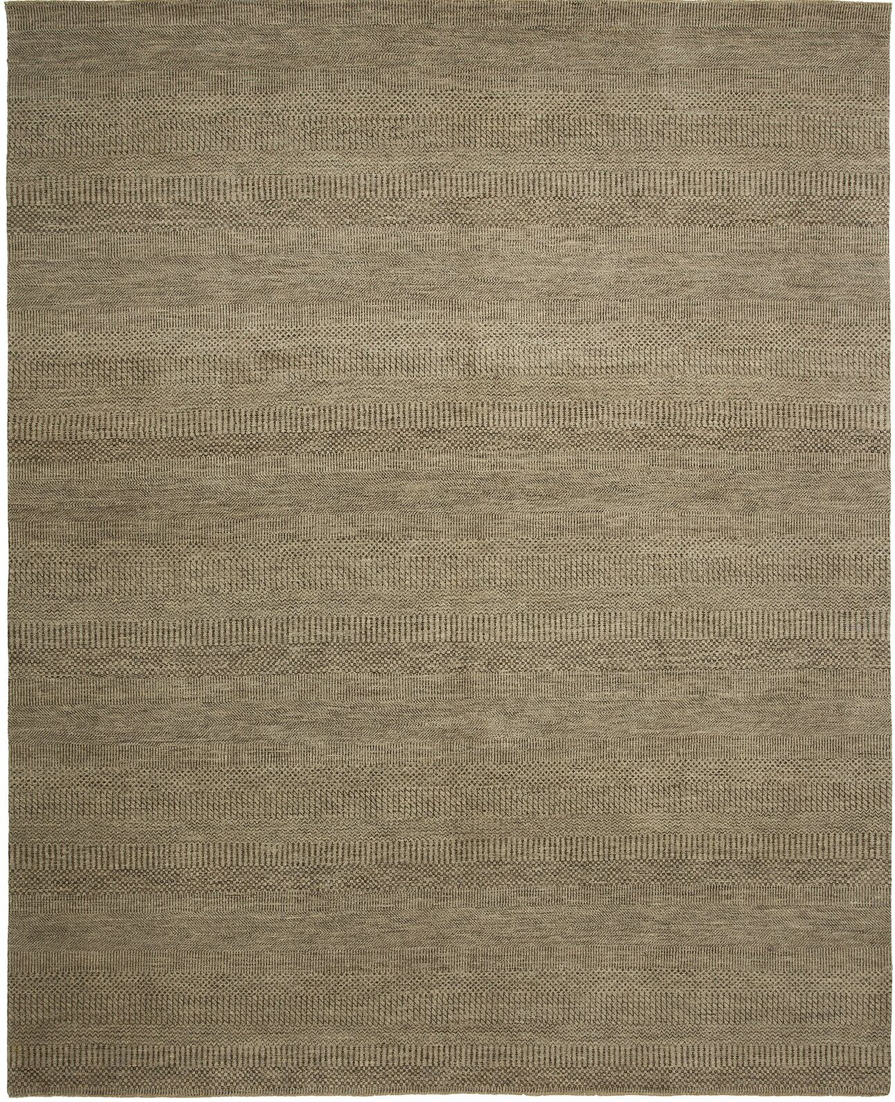 Illusions Hand-Knotted Beige Area Rug Rug Size: Runner 2'6