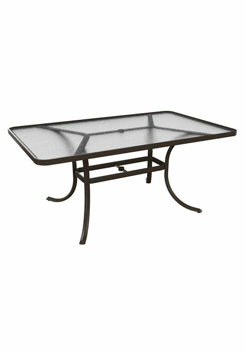 Dining Table Frame Color: Parchment