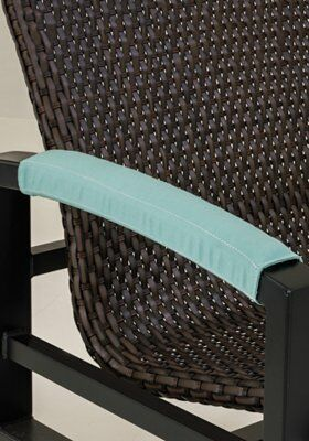 Dining Chair Armrest Cover Color: Rincon