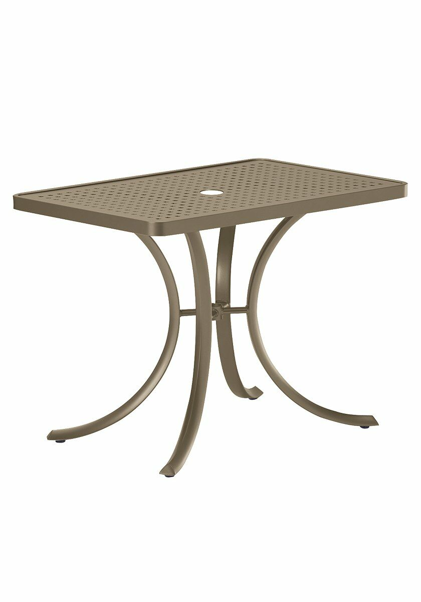 Boulevard Dining Table Frame Color: Moab