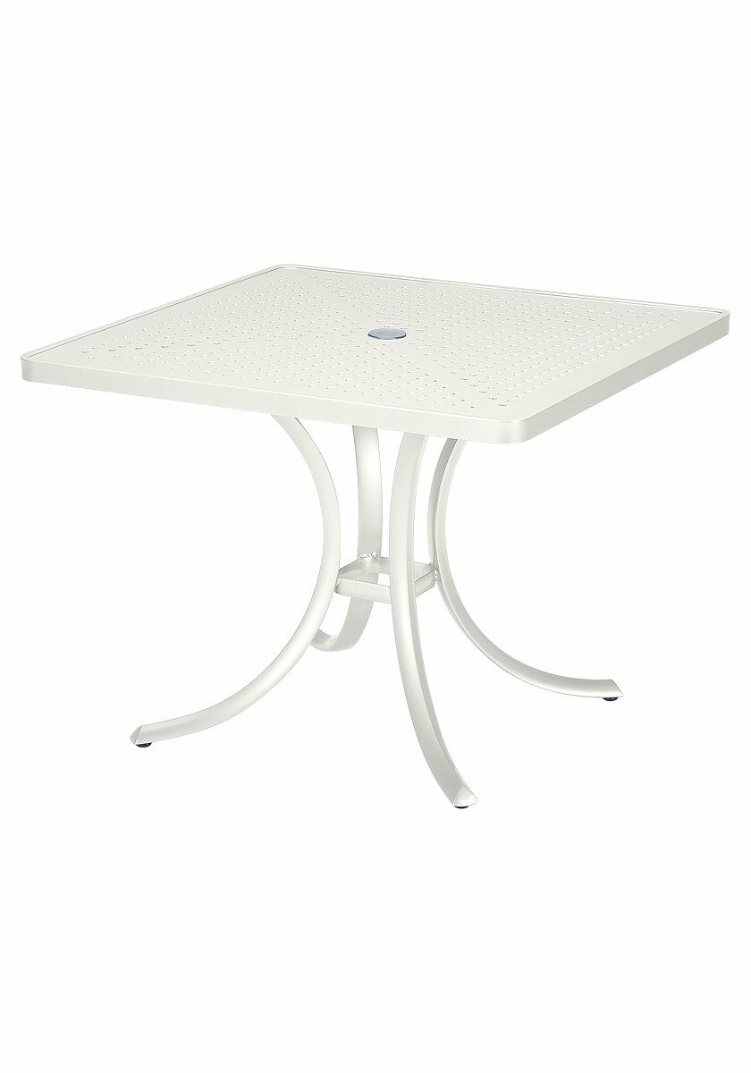 Boulevard Dining Table Frame Color: Shell