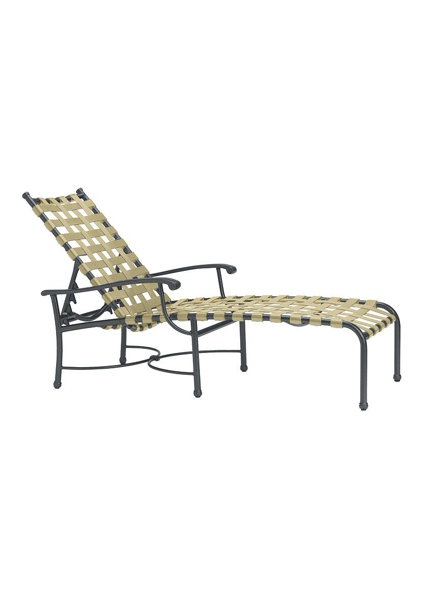 Sorrento Reclining Chaise Lounge