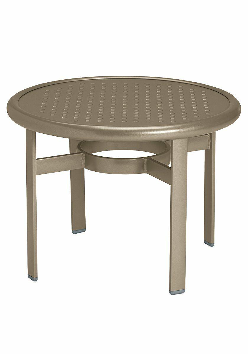 Boulevard Aluminum Coffee Table Frame Color: Moab
