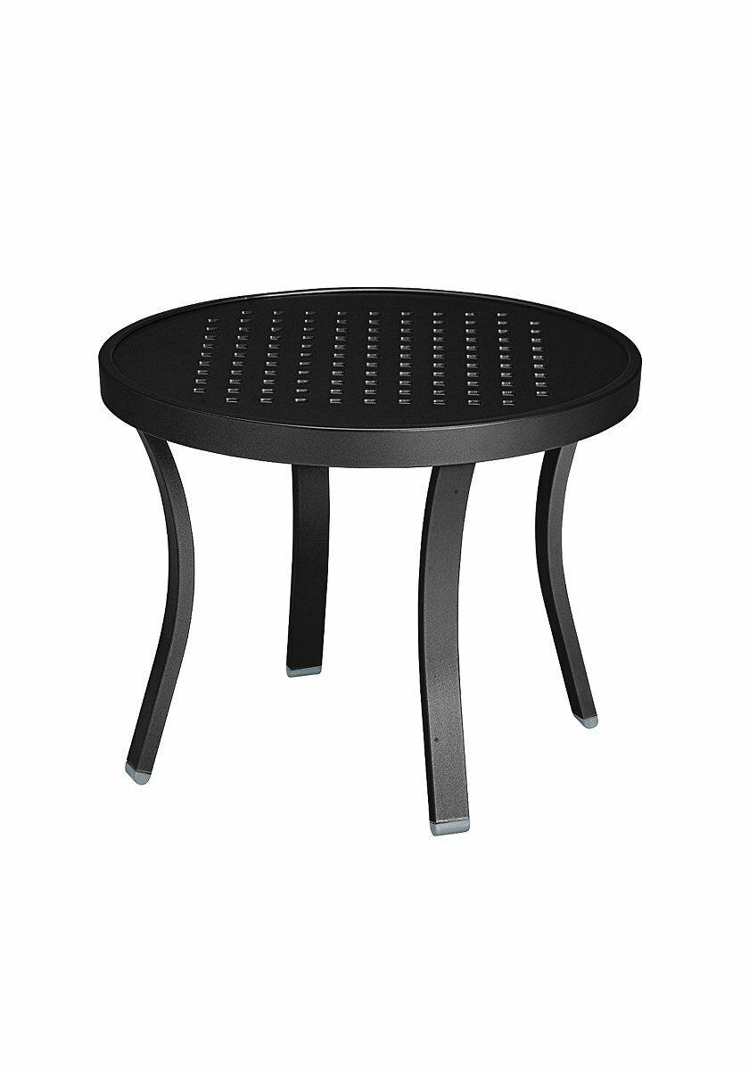 Boulevard Aluminum Coffee Table Frame Color: Obsidian