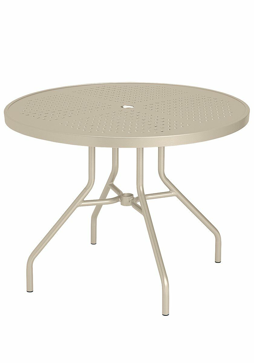 Boulevard Aluminum Bar Table Frame Color: Sonora