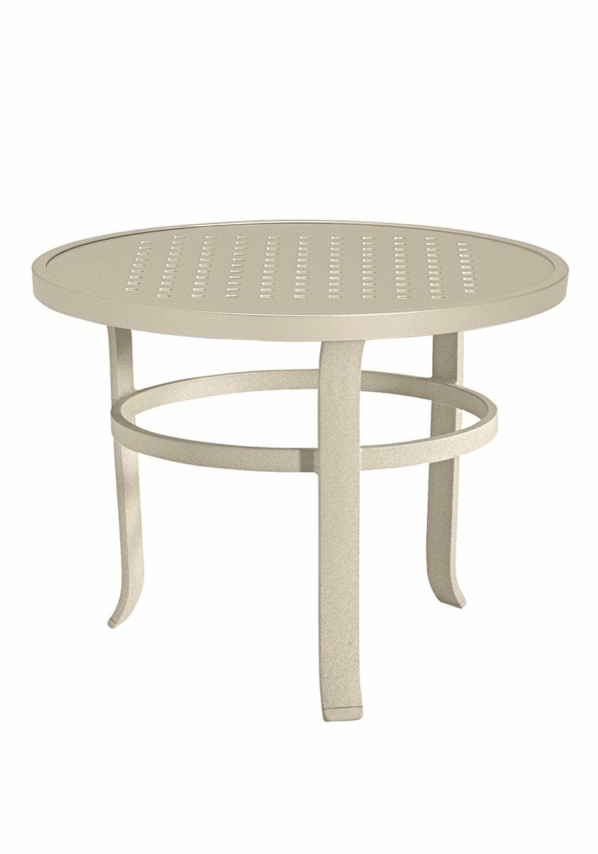 Boulevard Aluminum Coffee Table Frame Color: Sonora