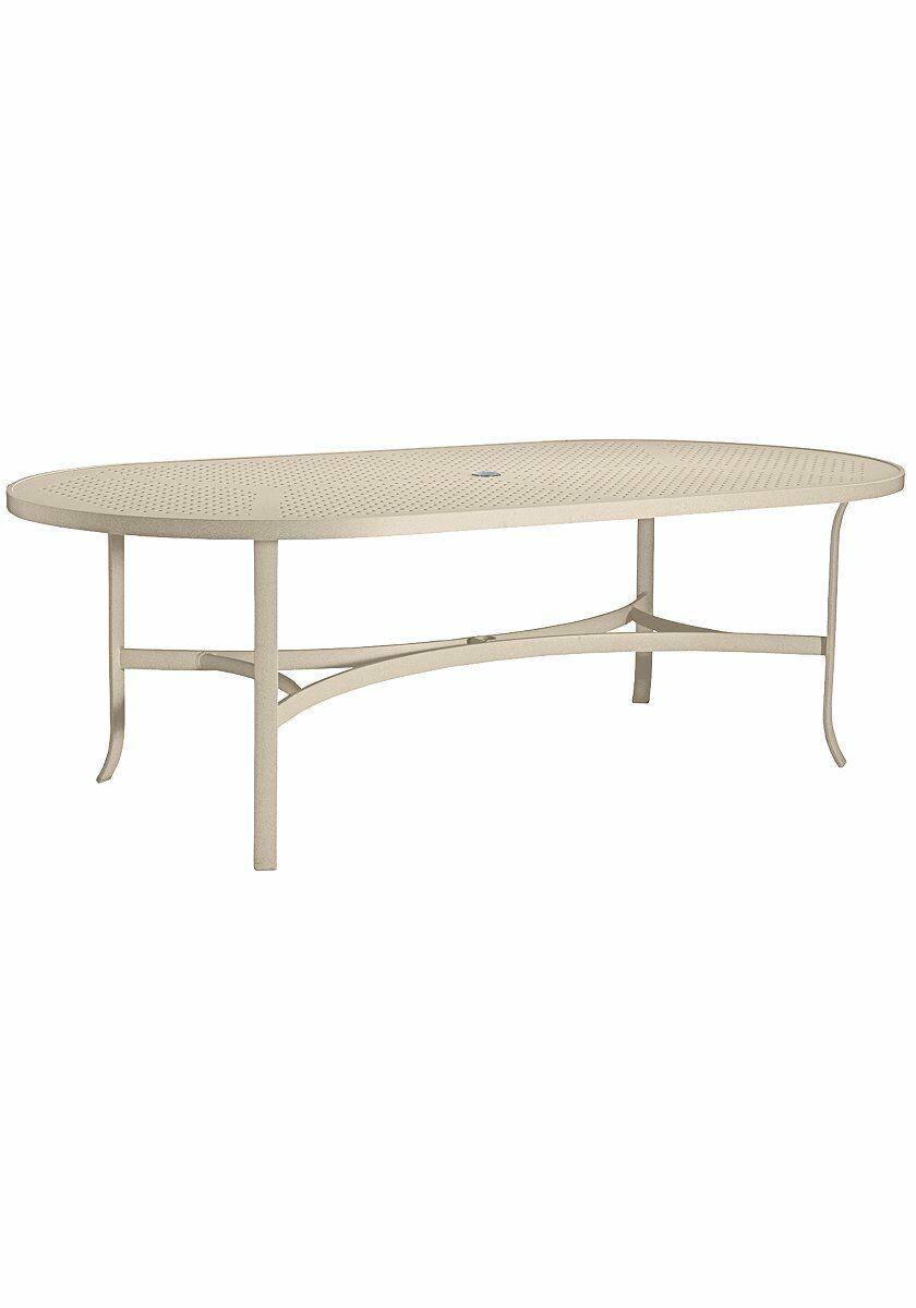 Boulevard Dining Table Frame Color: Sonora